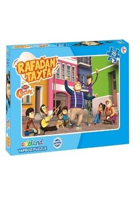 Adel Rafadan Tayfa : 70 Parça Puzzle