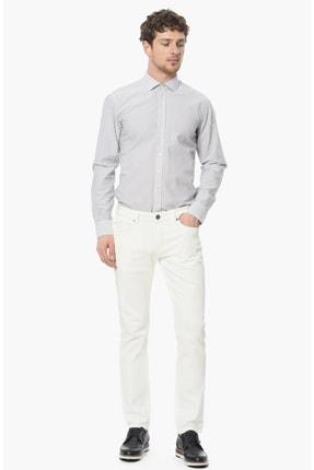 Network Erkek Skinny Kemik Casual Pantolon 1061121