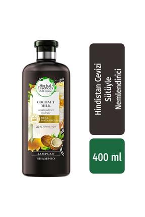 Herbal Essences Şampuan Hindistan Cevizi Sütü 400 ml