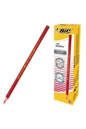 Bic Evolutıon Kırmızı Kopya Kalemi 12 Li Kutu