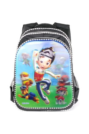 Sailor S7-7255 7D Erkek Okul Çantası
