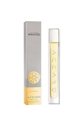 Azzaro Wanted Edt 15 ml Erkek Parfümü 3351500004904