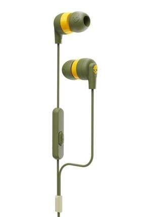 Skullcandy Inkd+ Mikrofonlu Kulak Içi Kablolu Kulaklık S2ımy-m687 Yeşil ( Resmi Distribütör Garantili )