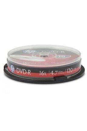 HP Dvd-r 4.7gb 10 Lu Cakebox dme00026-3