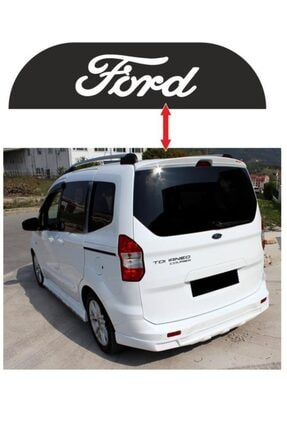 3M Ford Tourneo Courier Stop Sticker