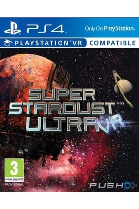Sony Super Stardust Vr Ps4