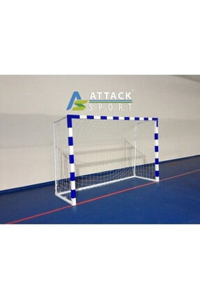 Attack Sport Hentbol Kale Filesi Ağı Ahf142 4mm 10x10 Polipren (floş)
