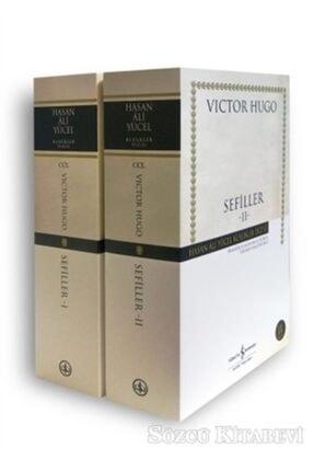 İş Bankası Kültür Yayınları Sefiller (2 Cilt Takım)/victor Hugo
