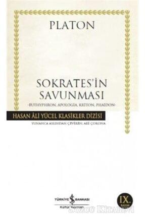 İş Bankası Kültür Yayınları Sokrates'in Savunması/platon (eflatun)
