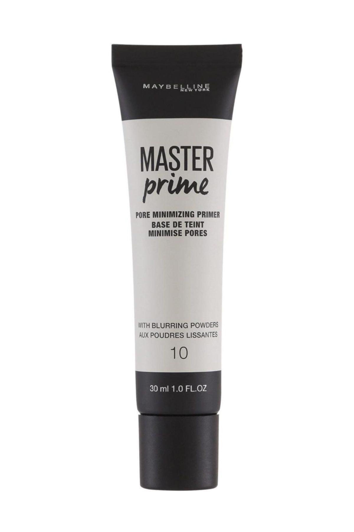 Maybelline New York Gözenek Gizleyici Makyaj Bazı - Face Studio Hydrating Primer 30 ml 1