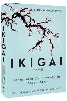 İndigo Yayınları Ikigai Japonların Uzun Ve Mutlu Yaşam Sırrı