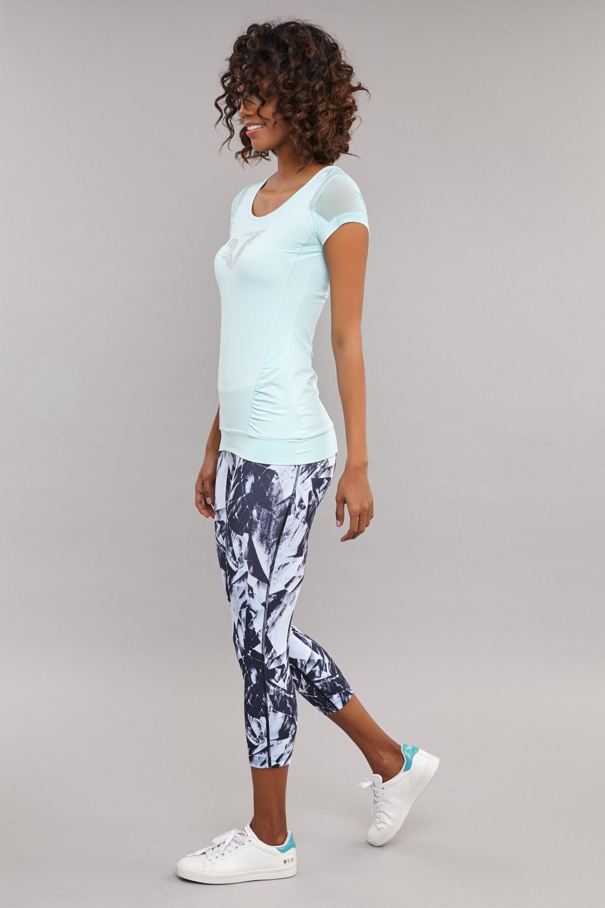 bilcee Kadın T-Shirt AS-5071 1