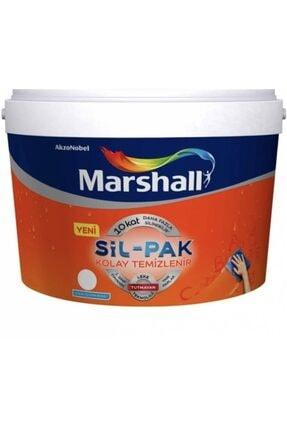 Marshall Sil-pak Silinebilir Leke Tutmayan Duvar Boyası 2.5 lt Deniz Kabuğu. (makinada Renklendirilir)
