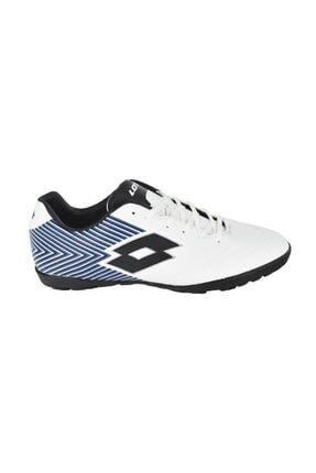Lotto T1280 Defence Tf Halı Saha, Futbol Ayakkabısı Beyaz-mavi
