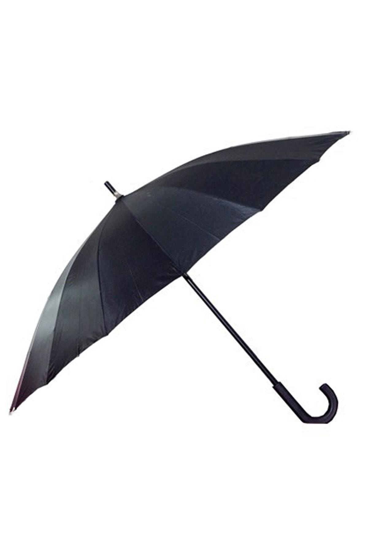 TREND Baston Şemsiye Siyah 2