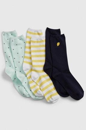 GAP Kadın 3'lü Çorap Seti 567302