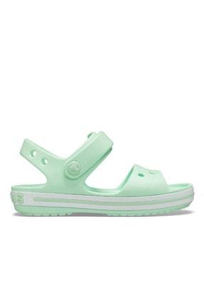 Crocs Kids Yeşil Kız Çocuk Sandalet