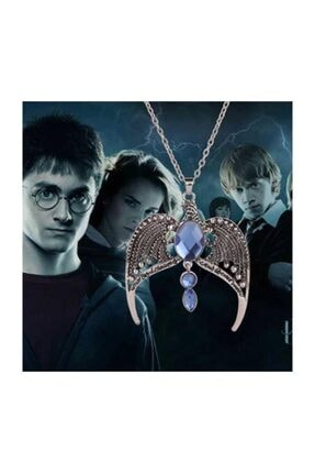 Köstebek Harry Potter - Ravenclaw Horcrux Eagle Crown Kolye