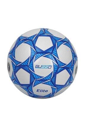 BUSSO Elite 5 Numara Mavi Futbol Topu