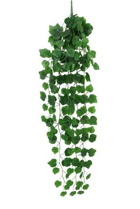 Yapay Çiçek Deposu Islak Dokulu Sarkan Sarmaşık 9 Dal Hedera Model 100 cm