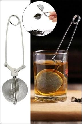 Kitchen Love Paslanmaz Metal-bitki Çayı Süzgeçi-15cm