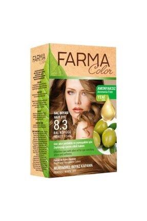 Farmasi Farmacolor Saç Boyası 8.3 Bal Köpüğü