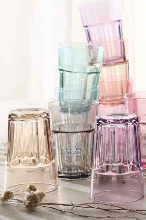 LAV Aras 6 Parça Meşrubat Bardağı