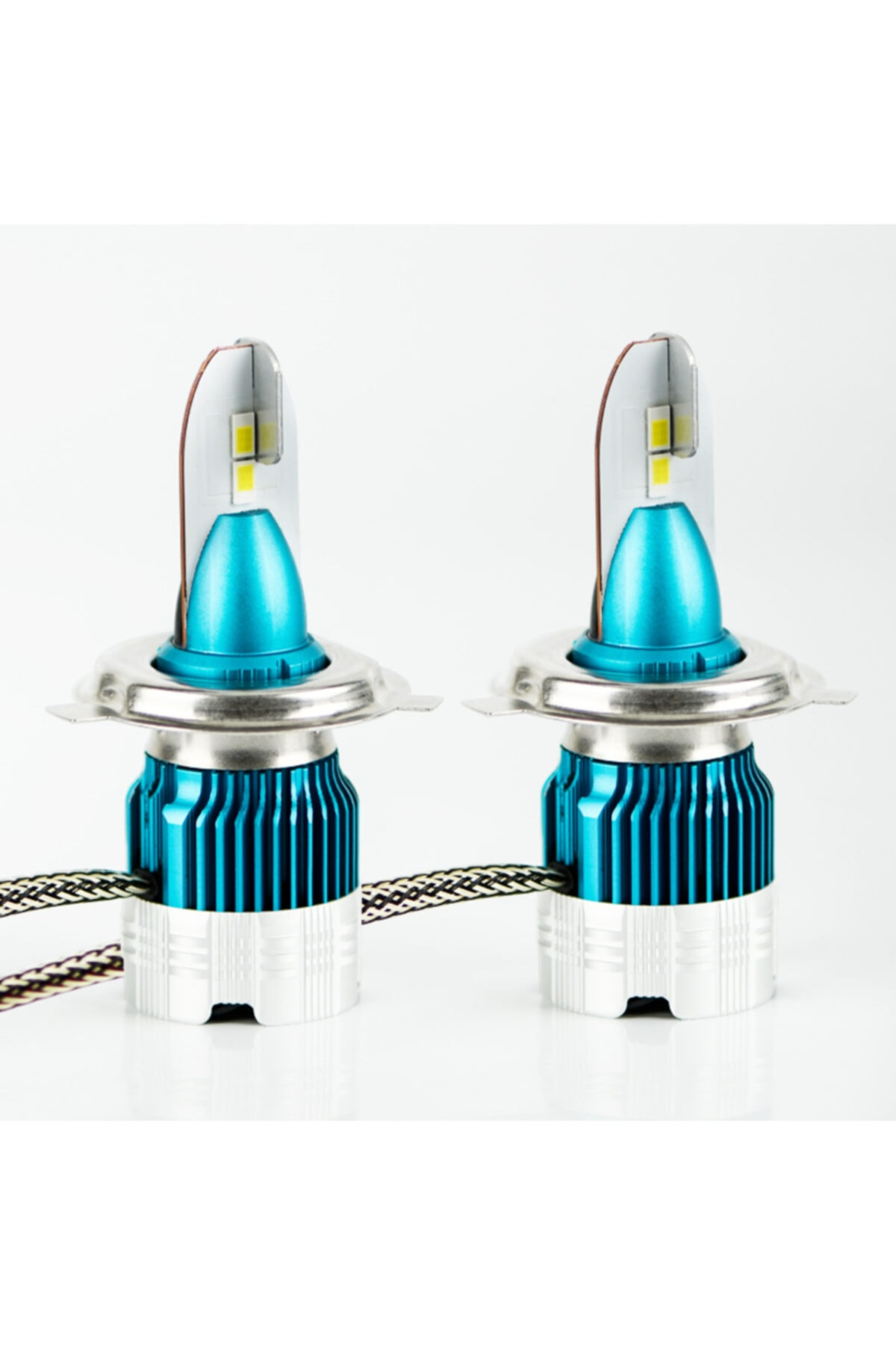Space Mini2 Csp Led Xenon H4 9600 Lümen 6500k Led Xenon 96w 1