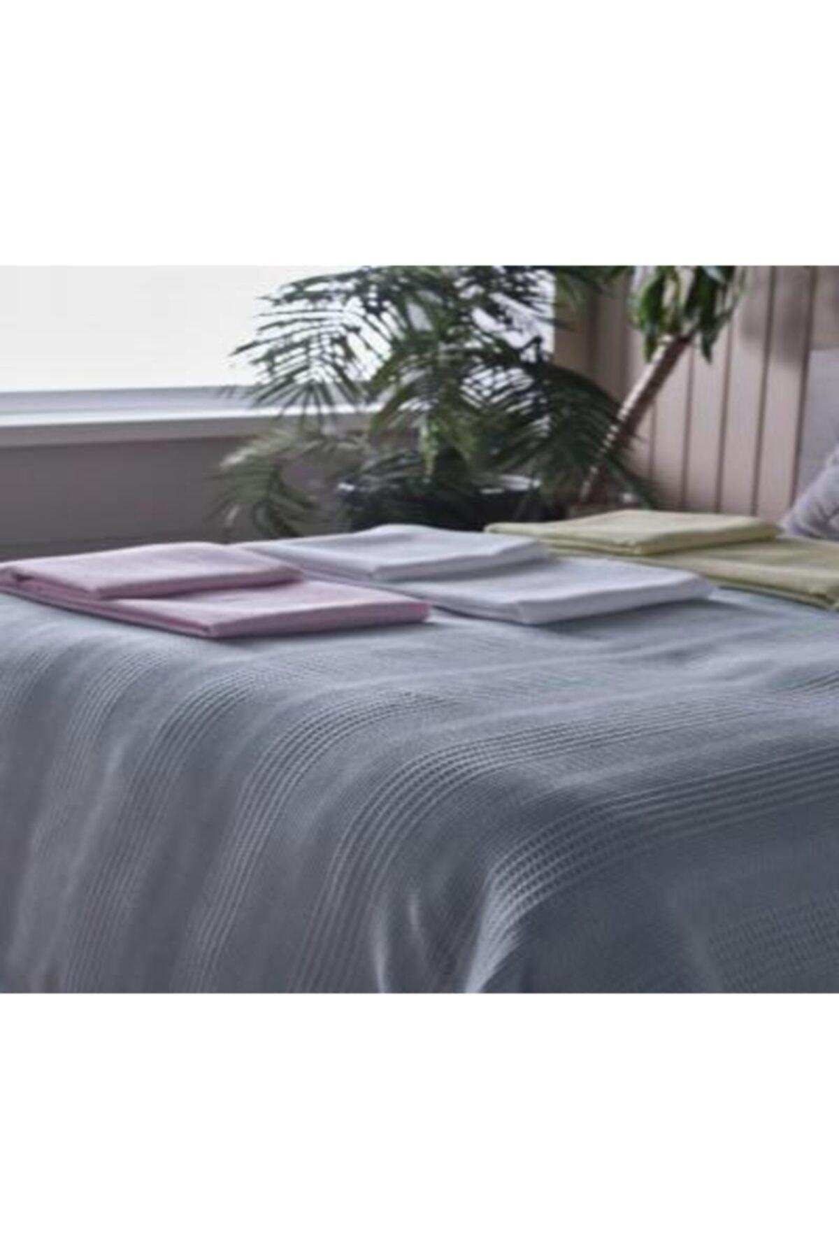 Doqu Home Sunlife Yazlık Pike Çift Kişilik 200x220 2