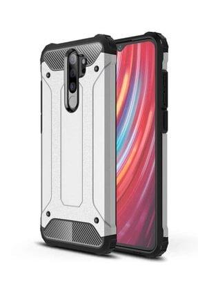 Mopal Xiaomi Redmi Note 8 Pro Robokop Tam Korumallı Hybrid Kılıf