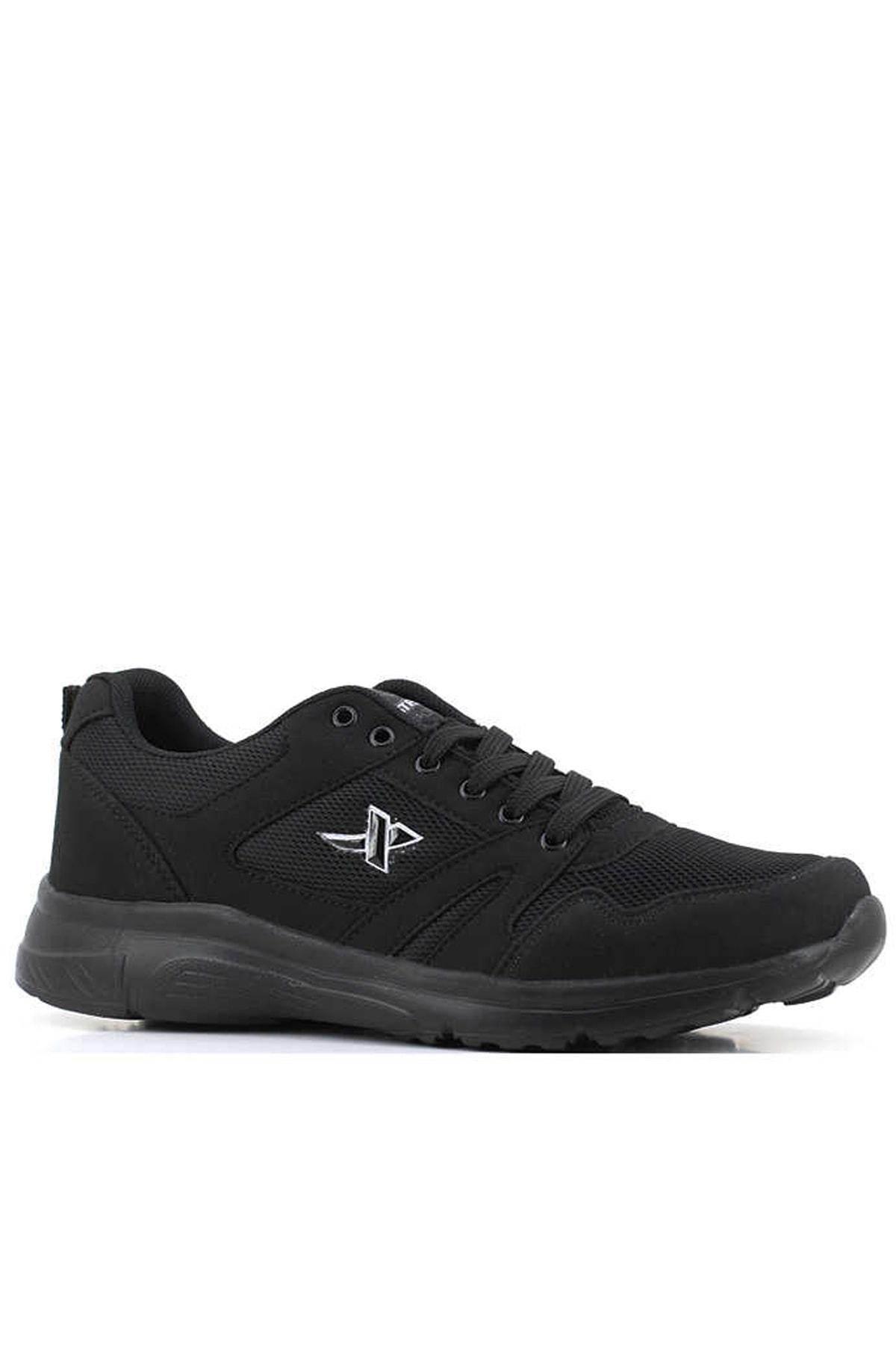 Giyyin Siyah Unisex Sneaker Stepm020054 1