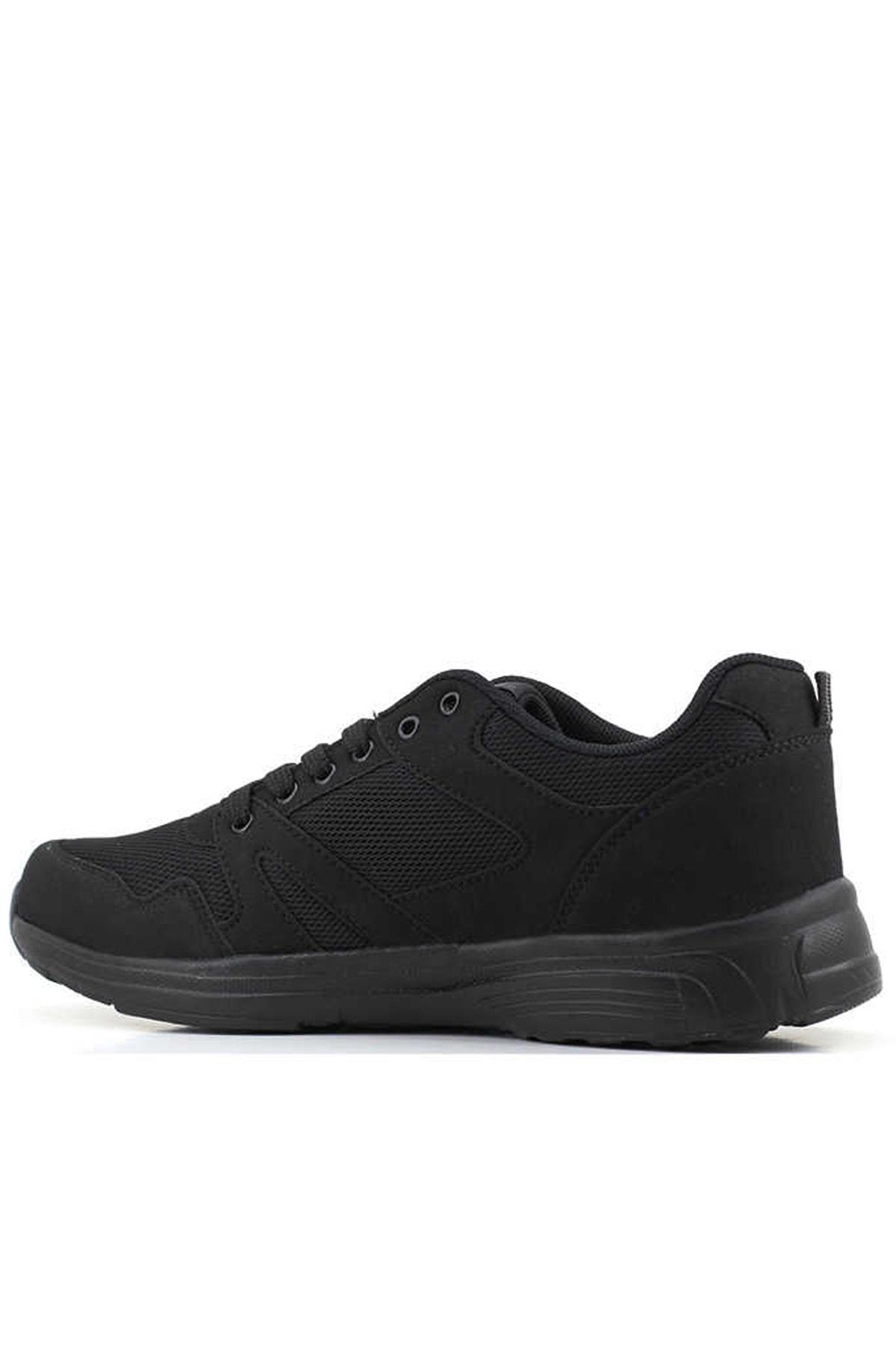 Giyyin Siyah Unisex Sneaker Stepm020054 2