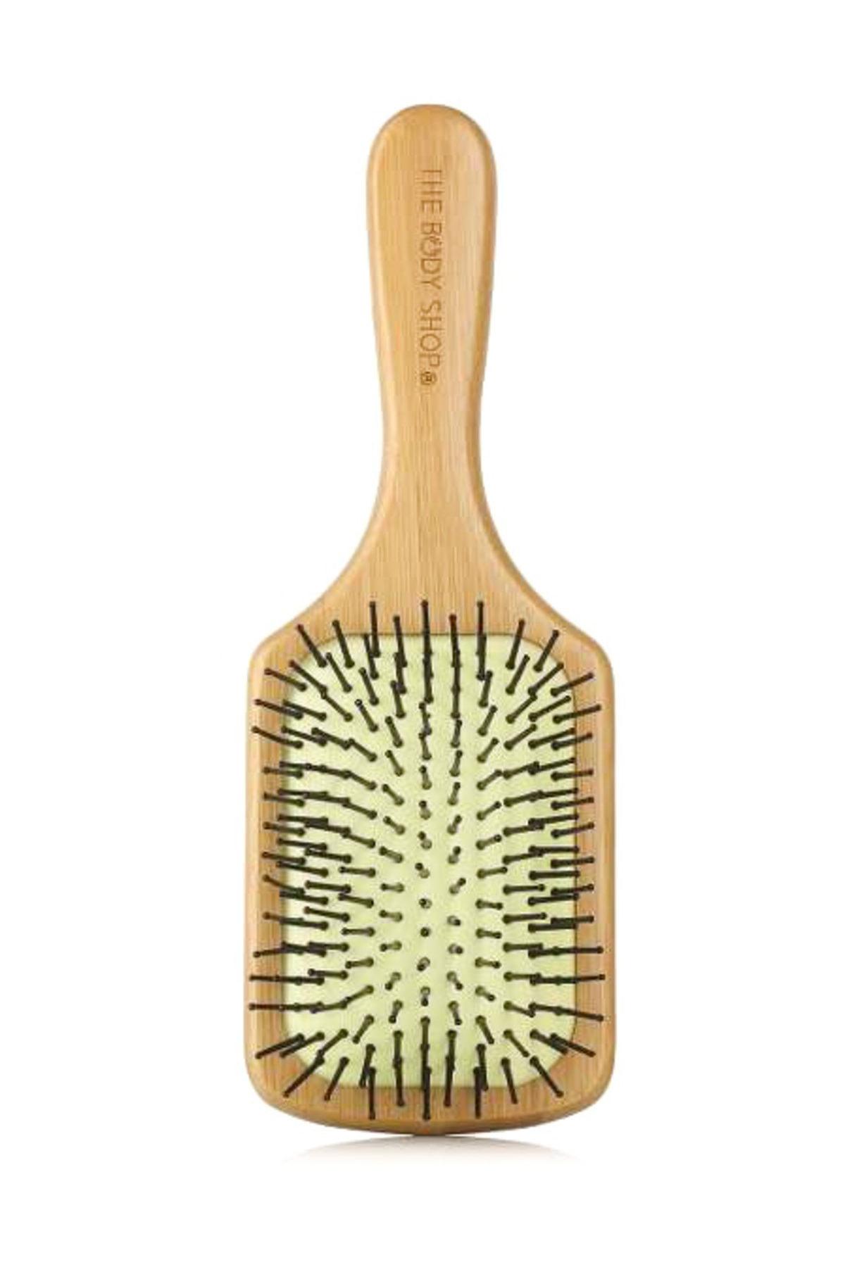 THE BODY SHOP Bambu Saç Fırçası (Büyük) 1