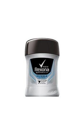 Rexona Invisible Black White Ice Fresh Erkek Stick Deodorant 50ml * 2 Adet