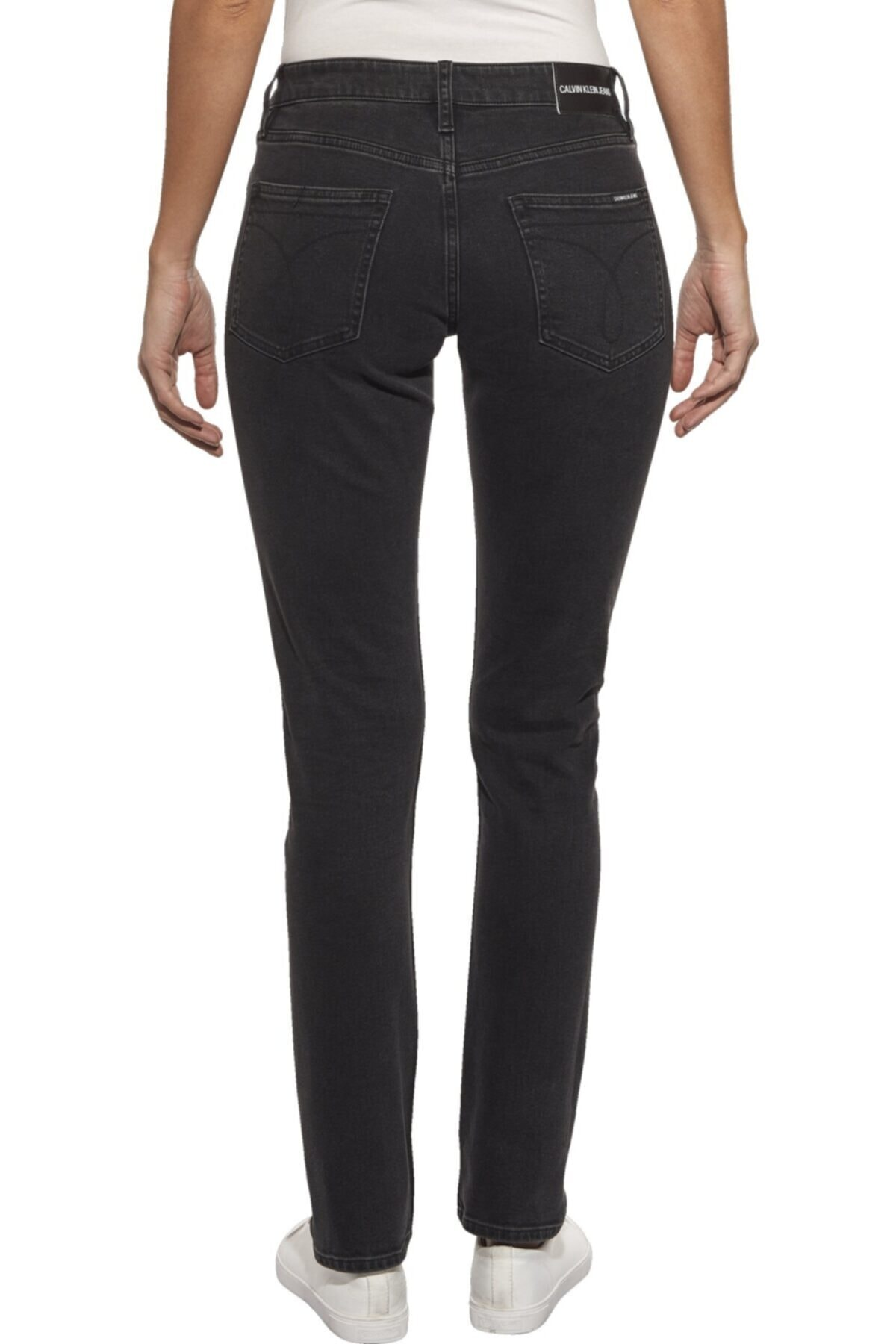 Calvin Klein Kadın Siyah Pantolon J20j208930 2