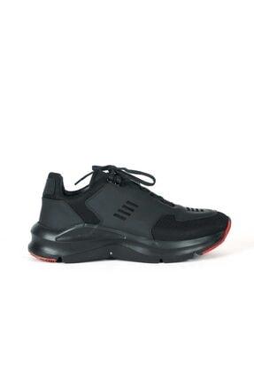 MOCASSINI Siyah Erkek Sneaker  201Mce002 D4235X