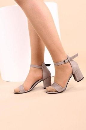 Hepfit Taş Lazerli Kadın Topuklu Ayakkabı 2013-05-1604