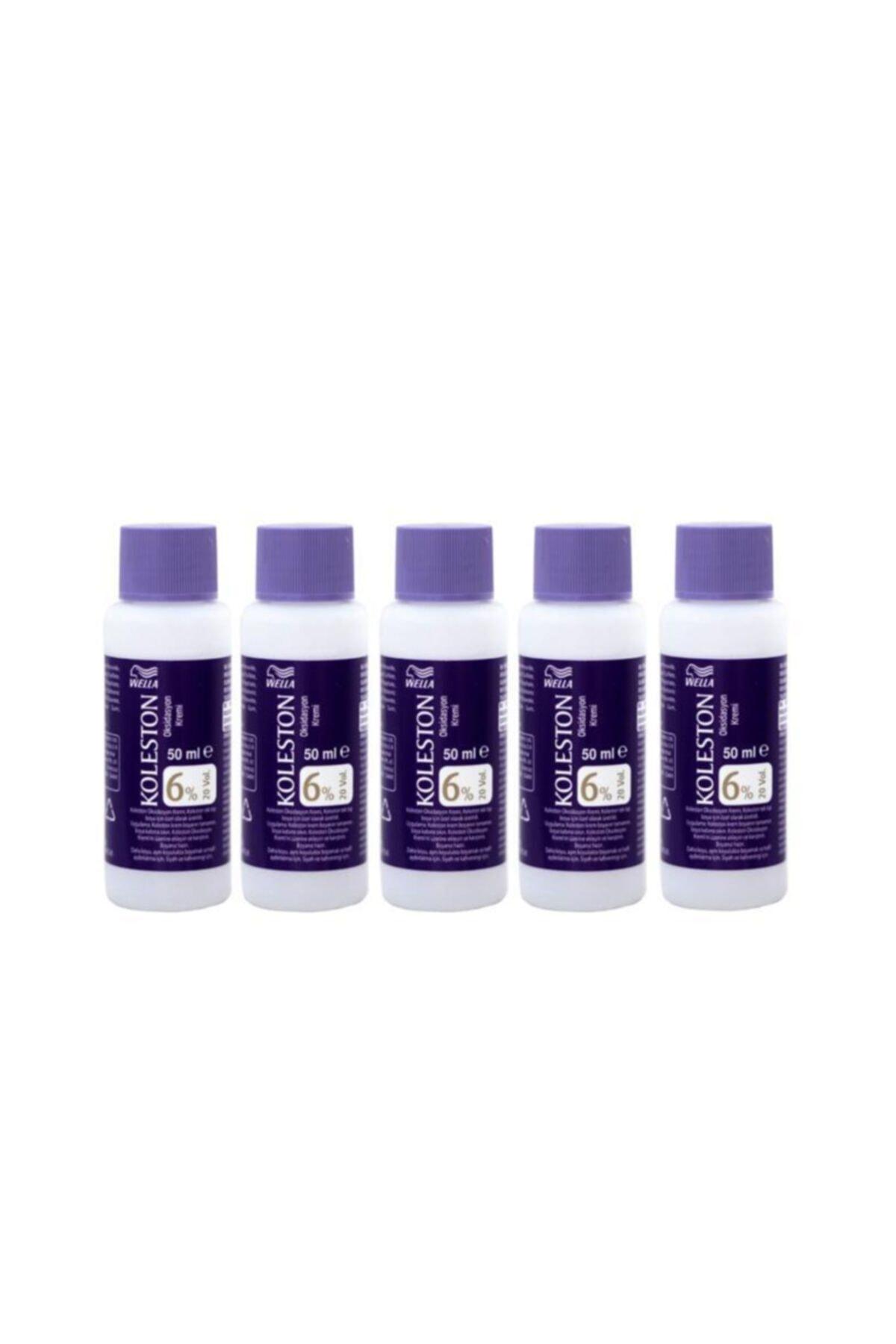 Koleston Sıvı Peroksit %6 5 Adet 1