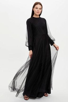 DeFacto Uzun Abiye Elbise