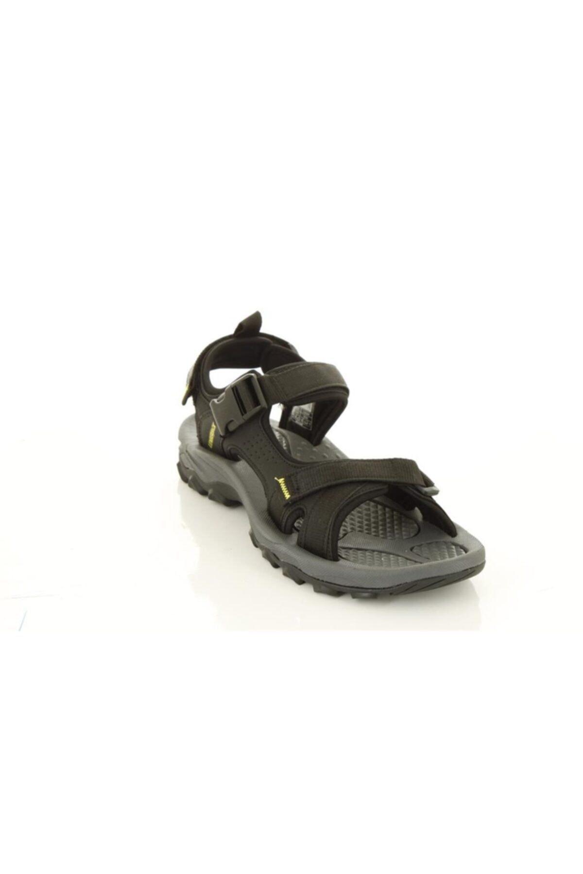 lumberjack Laggun Siyah - Erkek - Günlük Sandalet 1