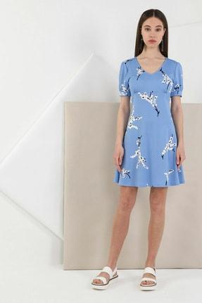 Colin's KADIN Regular Fit Kadın Mavi Elbise CL1049539