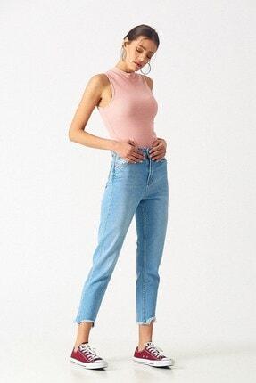 Robin Kadın Jean Pantolon Açık Mavi