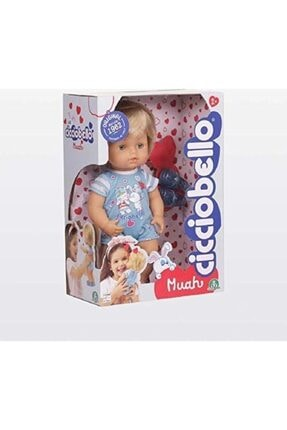 Cicciobello Muah Öpücük Bebek Lisanslı Ürün