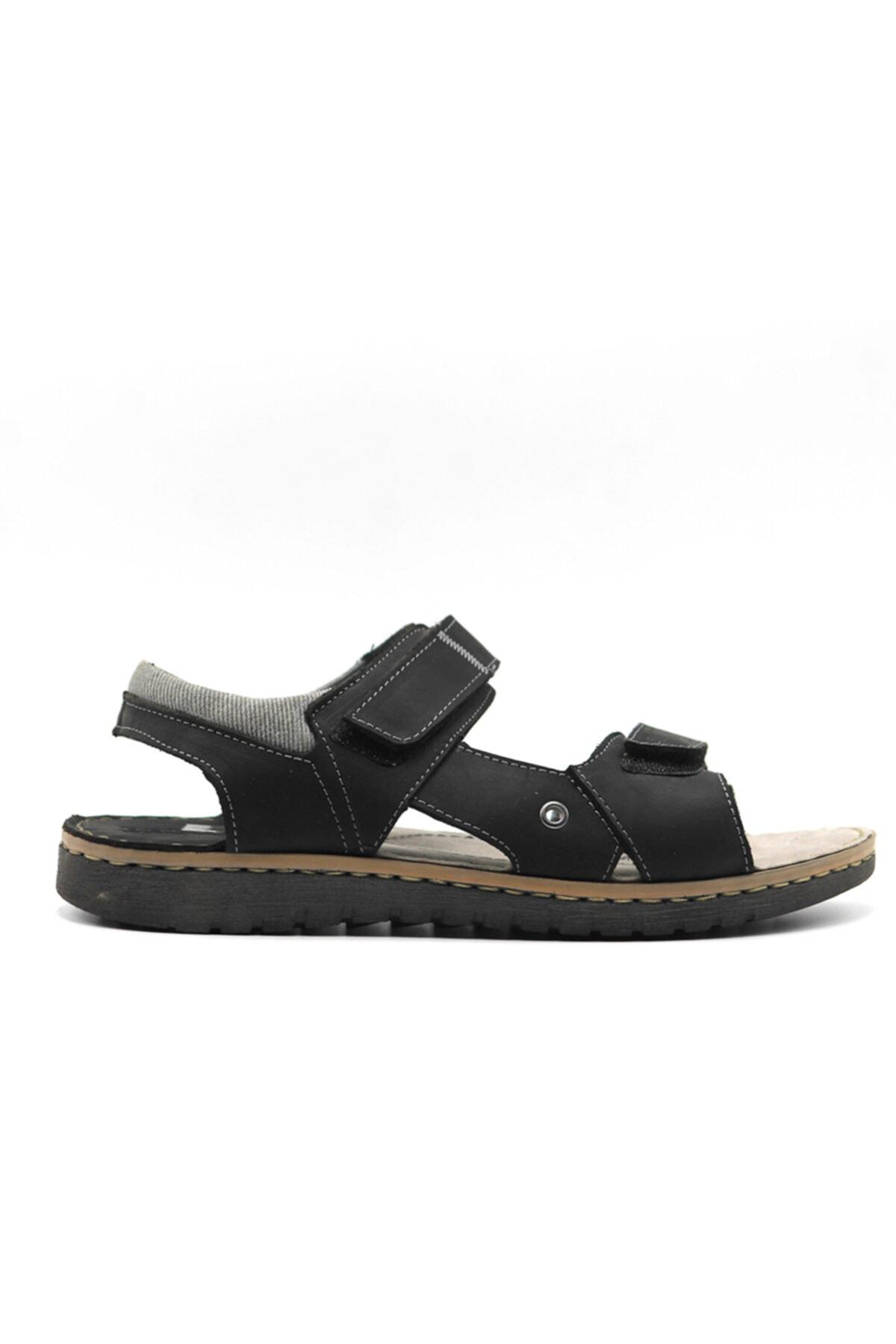 Dockers 218680 Erkek Günlük Hakiki Deri Sandalet 1