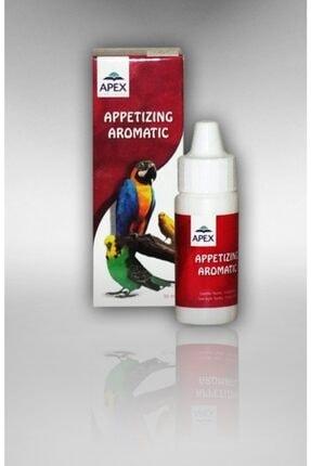 Apex Papağan Için Iştah Açma Aromatik