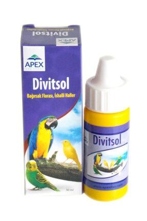 Apex Kuşlar Için - Apex Divitsol Bağırsak Florası (ishal Için)