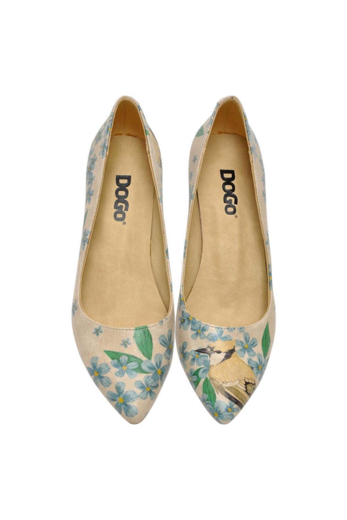 Dogo Nature Kadın Topuklu Ayakkabı 1