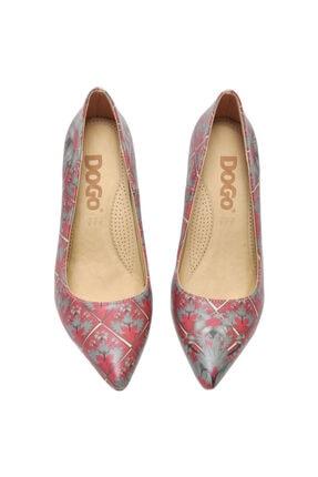 Dogo Flowers Are Always A Good Idea Kadın Topuklu Ayakkabı