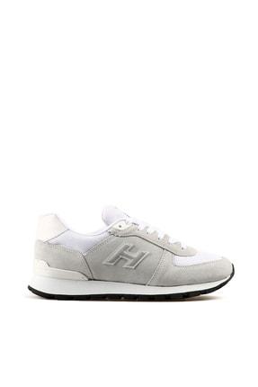 Hammer Jack Peru Hakiki Deri Beyaz Kadın Ayakkabı 102 19250-g