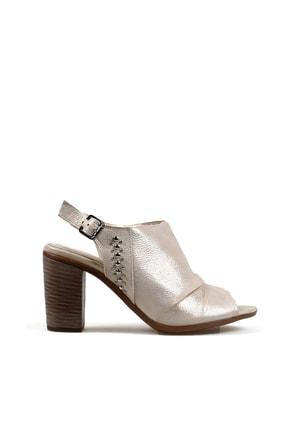 Hammer Jack Vızon Saten Kadın Ayakkabı 5